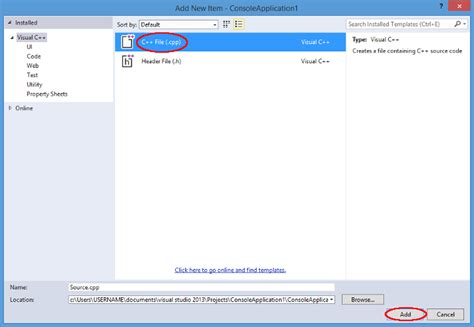 visual studio introduction tutorial visual studio express c tutorials