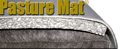 Pasture Mats by Western Cow Comfort Cow Mattress Dairy Cows Cow