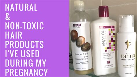 Effects Of Hair Dryer During Pregnancy non toxic hair products i ve used during my