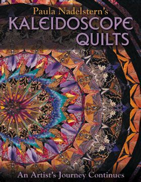 zini s kaleidoscope books paula nadelstern quilt artist author fabric