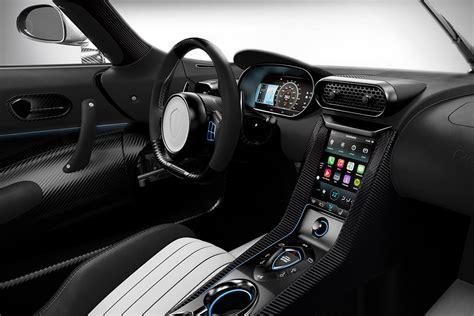 koenigsegg regera interior koenigsegg carbon fiber regera hypercar hiconsumption
