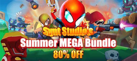 synt studios summer mega bundle offer  games