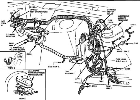 wiring diagram for 91 mustang fuel relay get free