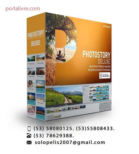 Magix Photostory 2017 Deluxe 16 1 1 33 Version software juegos magix photostory 2017 deluxe 16 1 2 al