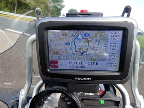 Motorrad Navi Becker Mamba 4 by Becker Mamba 4 Navigationsger 228 T Kradblatt