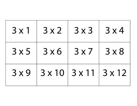 printable multiplication flash card maker free printable multiplication flash cards with answers on