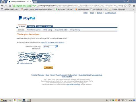 cara membuat paypal yang mudah cara membuat akun paypal dengan mudah da blog dipa