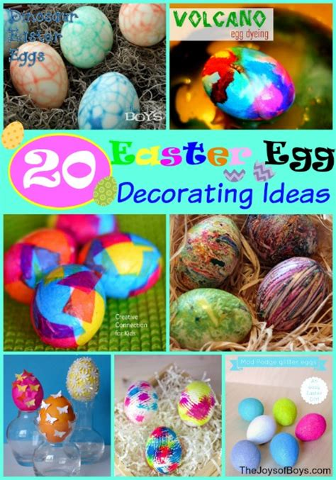 ideas for easter eggs 20 ways to decorate easter eggs with