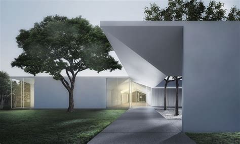 David Lee Architect by Johnston Marklee S Design For Menil Drawing Institute To