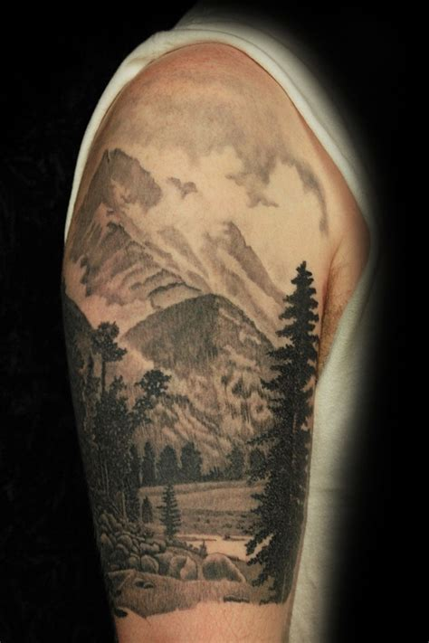 image result for olympic mountain tattoos tattoos