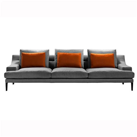 driade megara four seater sofa