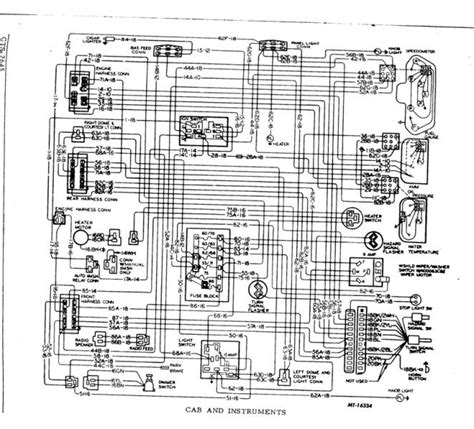 late prodction wiring diagram ih scout late wiring diagram