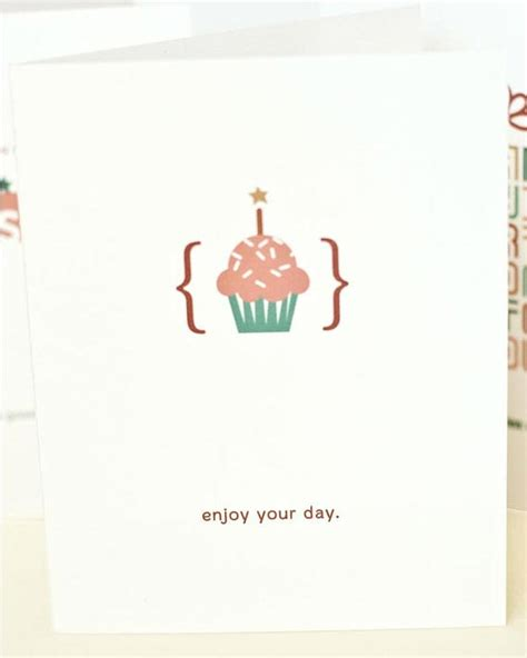 happy birthday minimal design birthday card designs 35 funny cute exles jayce o