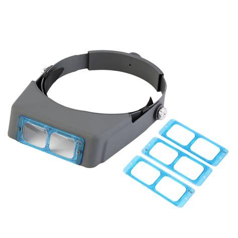 mg      hands  magnifier