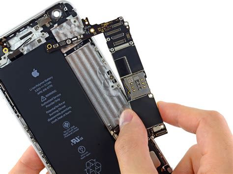 iphone   logic board replacement ifixit repair guide