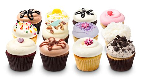 Georgetown Cupcake Gift Card - spotlight cupcakes