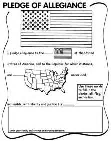 pledge of allegiance crayola ca