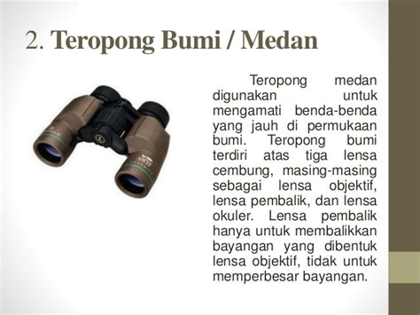 Lensa Cembung Untuk Foto power point alat optik