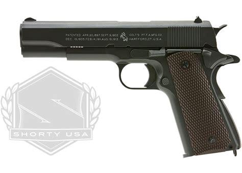 Mainan Kwc M1911 1 kwc 100th anniversary colt m1911 a1 co2 popular airsoft