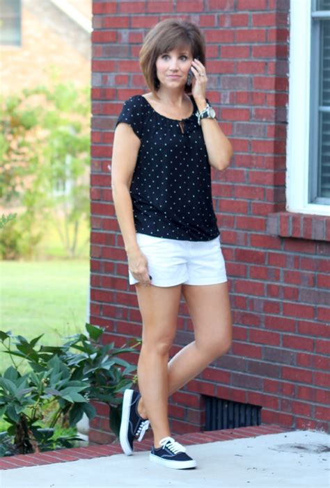 summer fashion polka dot sneakers grace