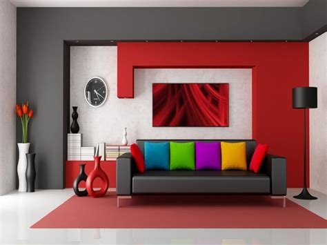 interior design red walls what colour goes with red and black roselawnlutheran