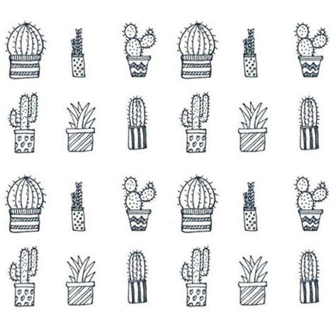 cactus doodle illustration cactus doodle on instagram