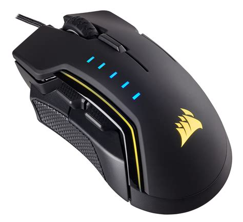 Mouse Corsair introducing the corsair glaive rgb gaming mouse theoverclocker