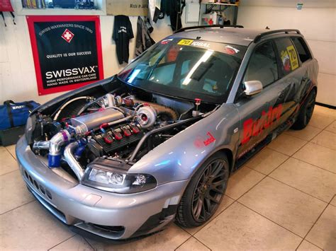 Audi Rs4 Twin Turbo by Audi Rs4 With A 1000 Whp Twin Turbo 4 2 L V8