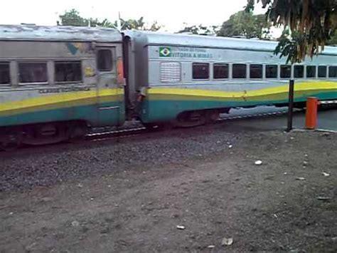 Pedro P002 trem de passageiros da vale estrada de ferro vit 243 ria a