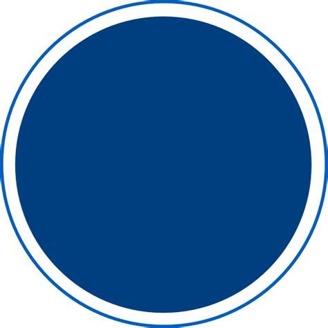 Clip Bulat blue circle clip at clker vector clip royalty free domain