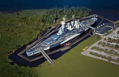Modern Home Design North Carolina by Cofferdam To Be Built Around Battleship Wway Tv