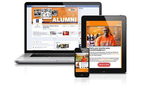 email alumni ui activate alumni increase alumni engagement alumni