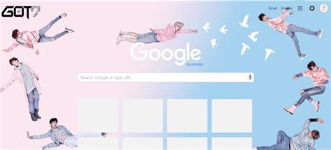 theme google chrome got7 got7 fly chrome theme themebeta