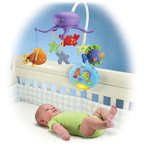 Fisher Price Baby Crib Fisher Price Wonders Blue Sea Mobile Fisher Price Crib Mobiles Remote