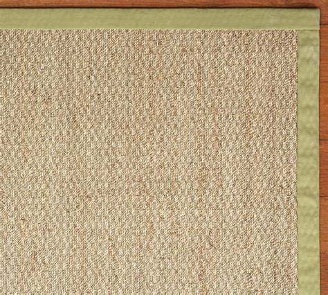 Pottery Barn Seagrass Rug Color Bound Seagrass Rug Contemporary Rugs By Pottery Barn