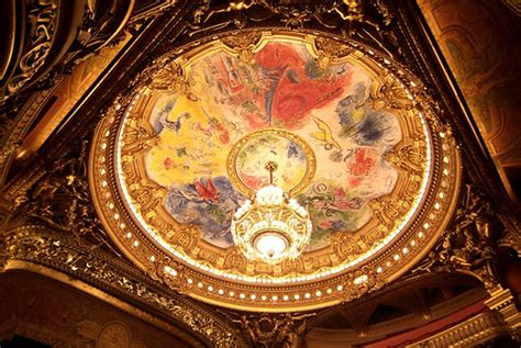 Chagall Ceiling by In Remember To Look Up