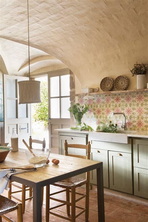 cocinas rusticas ideas  conseguir una cocina rustica
