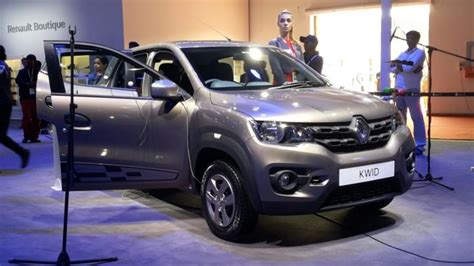 renault india renault kwid 1 0 sce price mileage specifications test