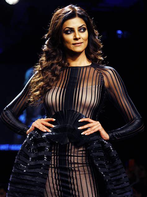 sushmita sen company lakme fashion week 2015 day 1 hindi movie music reviews