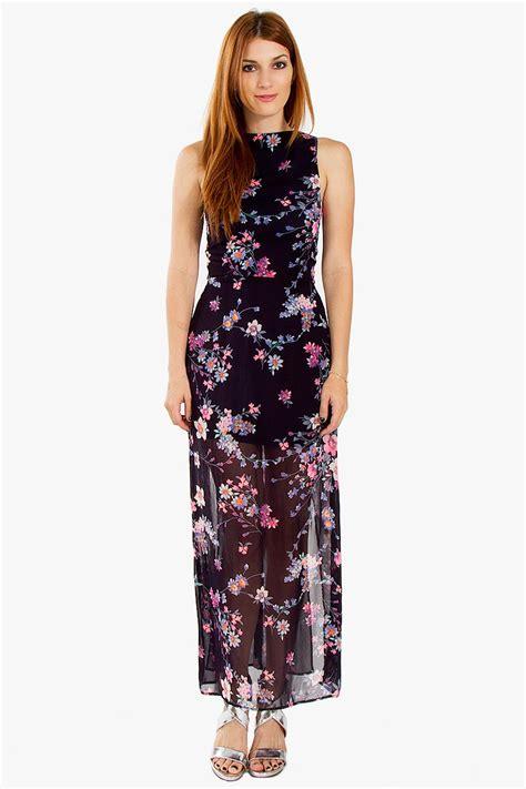 Stripe Maxi Skirt Et Cetera floral maxi dress from rhea et cetera ds csd40372