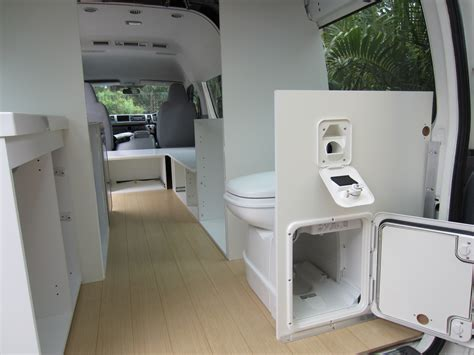 travel van with bathroom cervan bathroom the cervan converts