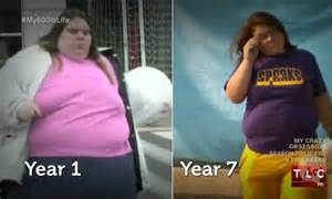 ashley from my 600 pound life story on tlv 2017 tlc s my 600 lb life how ashley realised dream of