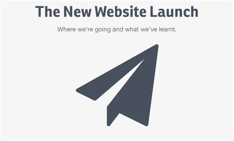 New Office Website Launches by Image Gallery New Website Launch