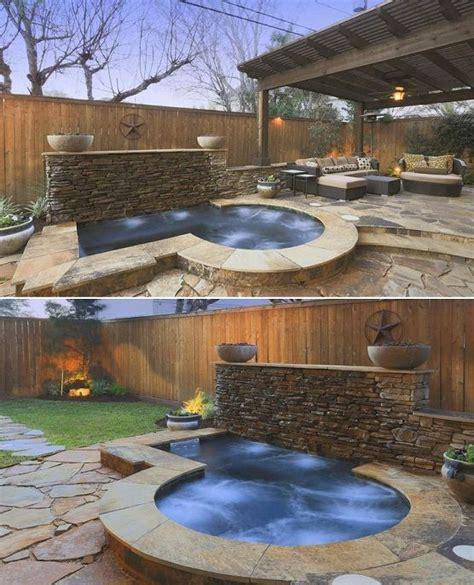 Backyard Spool by Spool Design Spools Cocktail Pools