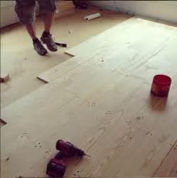diy wood floors