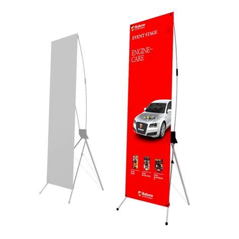 X Banner 60 X 160 Korcin 440 Gr x stand banner the best banner 2017