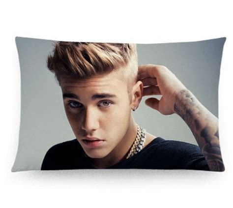 Justin Bieber Pillow by 24 Justin Bieber Gifts Every Belieber Deserves To Receive