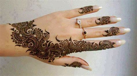 henna nice design 35 new easy and simple mehndi henna designs for beginner