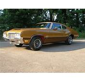 1970 Oldsmobile 442 W30 W Machine Package In Nugget Gold