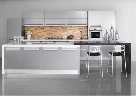 Silver Kitchen Cabinets | cabinets for kitchen silver kitchen cabinets pictures